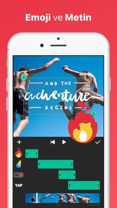Screenshot for InShot Video düzenleyici Müzik in Turkey App Store