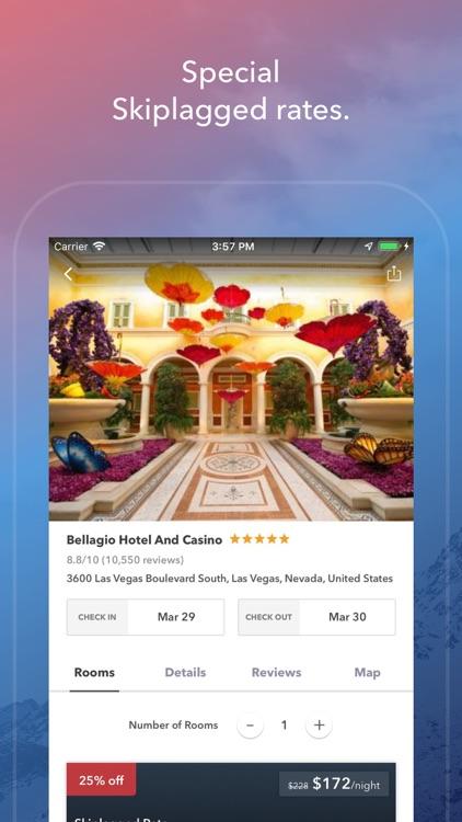 Skiplagged — Flights & Hotels screenshot-5