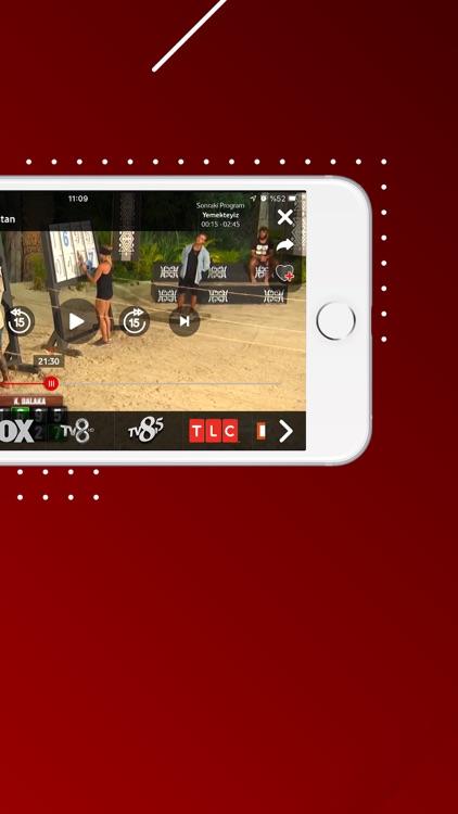 Vodafone TV screenshot-3