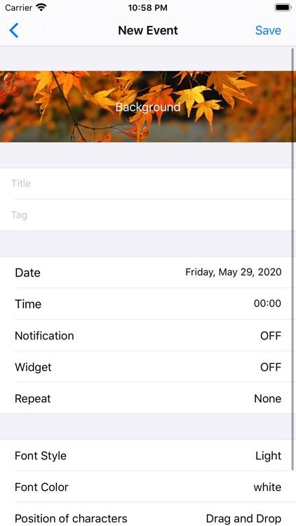 Countdown & Count Up Timer screenshot-4