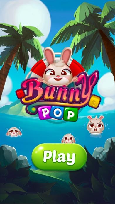 Bunny Pop Blast screenshot 1