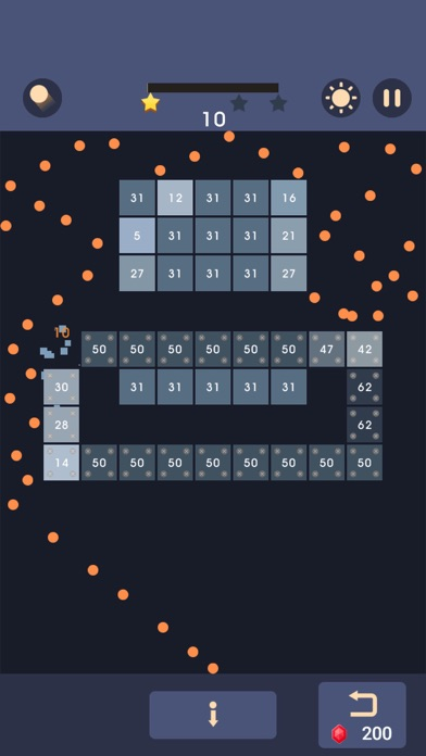 Bricks n Balls Screenshot