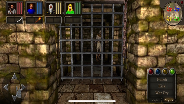 Dungeon Master 2K screenshot-6
