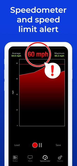 Radar Detector App >> Radarbot Speedcam Detector On The App Store