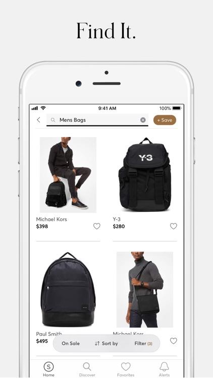 ShopStyle: Fashion & Cash Back screenshot-7