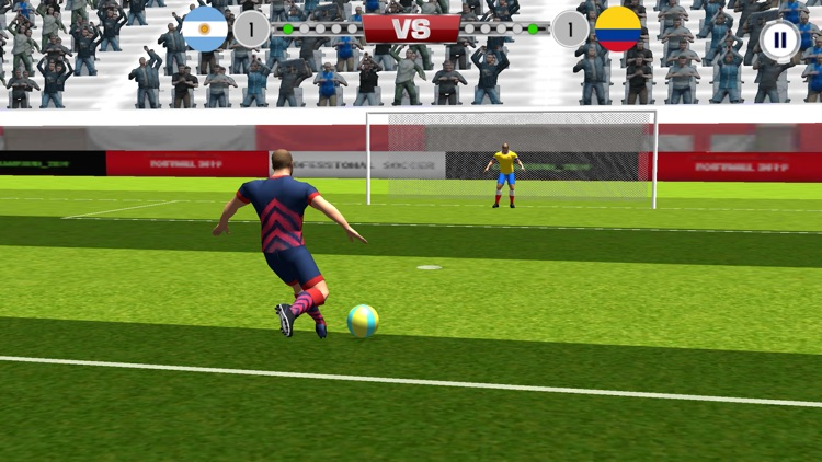 World Soccer League Stars screenshot-3