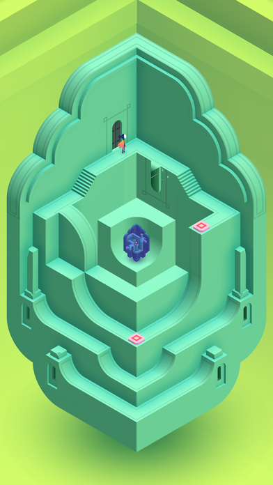 Screenshot for Monument Valley 2 in Japan App Store
