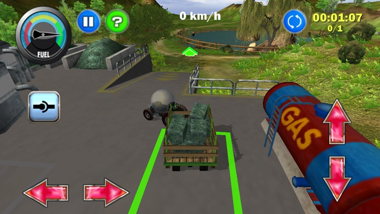 Tractor : More Farm Driving screenshot-1
