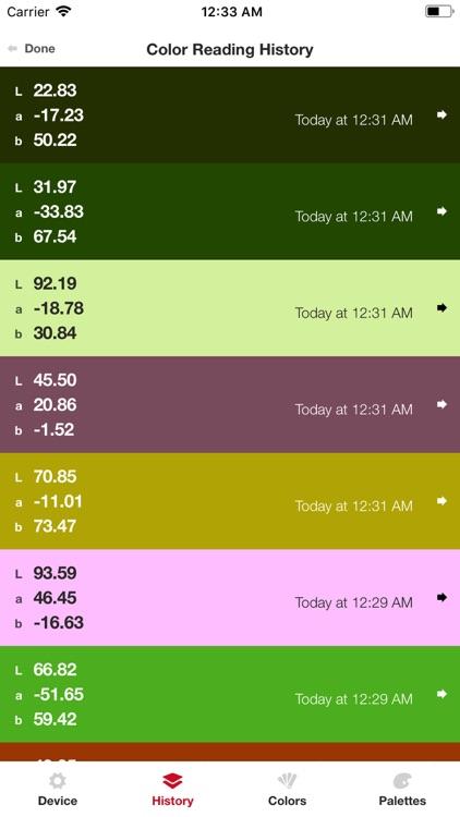 Datacolor ColorReader screenshot-4