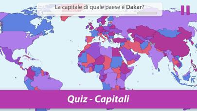 Screenshot of StudyGe-Geografia mondiale2