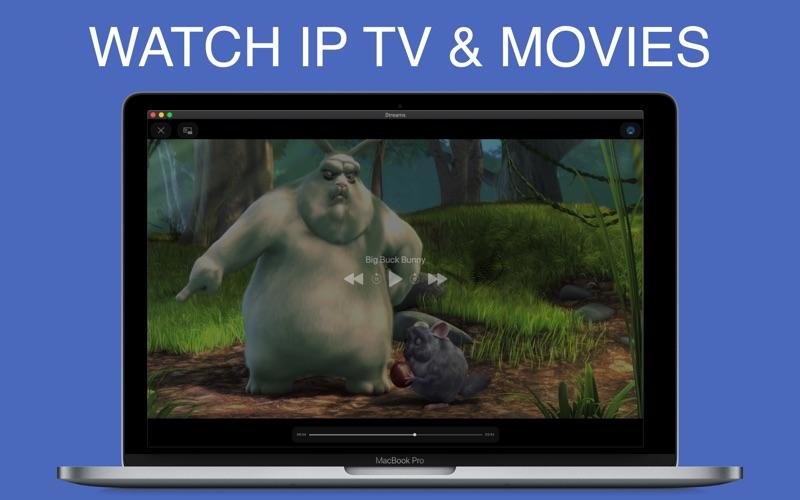 电影流:演员和流媒体 for Mac