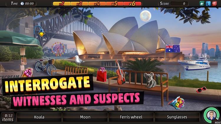 Criminal Case: Save the World! screenshot-3
