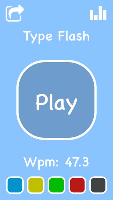Type Flash - typing gameのおすすめ画像1
