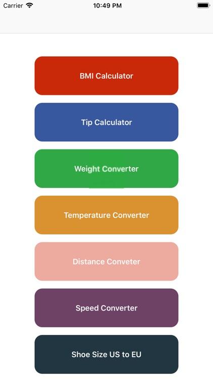 Kalkulators & Konverter