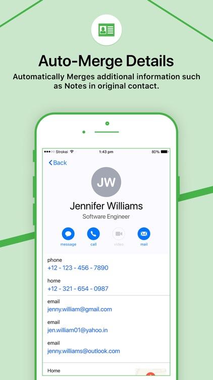 Duplicate Contacts Fixer screenshot-6
