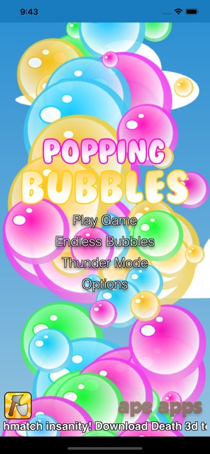 Popping Bubbles Game on the App Store