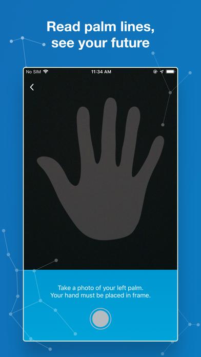 Screenshot for Oracle - Palm & Astro Predict in Jordan App Store