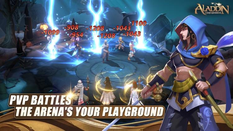 Aladdin: Lamp Guardians screenshot-3