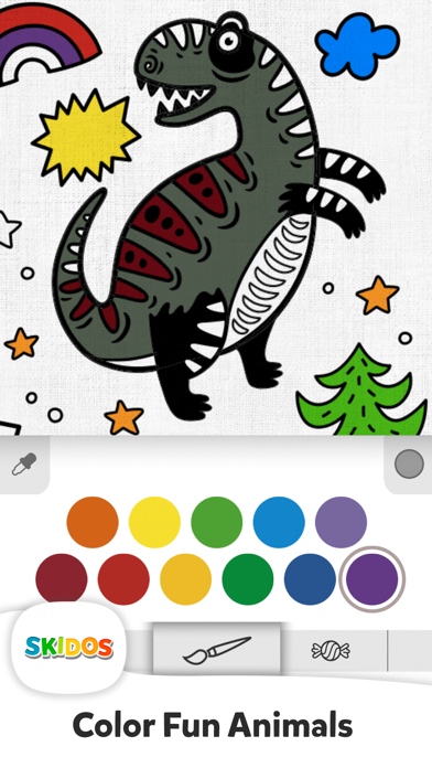 Drawing & Colouring for Kids screenshot #4