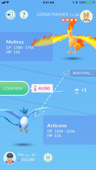Pokémon GO app image