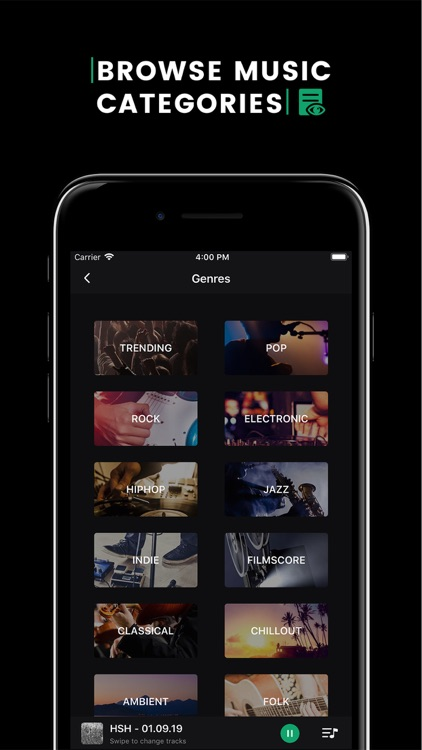 iMusic Unlimited Music . screenshot-3