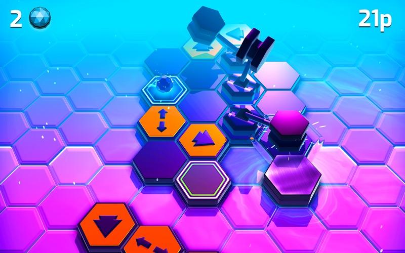 Hexaflip: The Action Puzzler screenshot 3