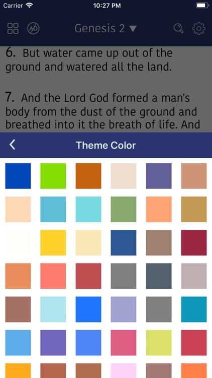 Red Letter King James Version screenshot-7