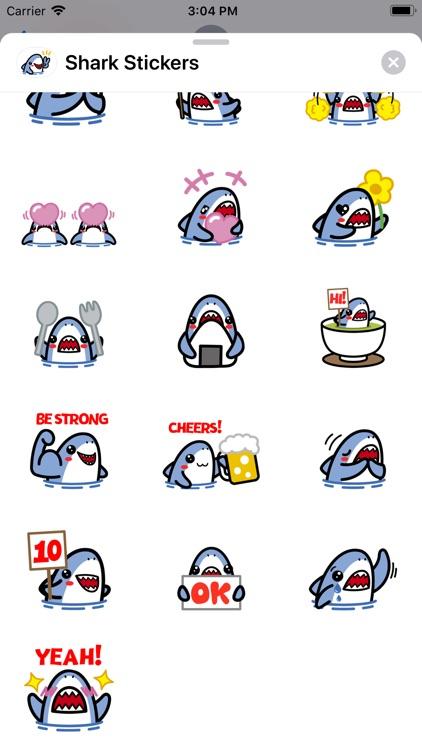 Shark Doo Doo: Sticker App screenshot-4