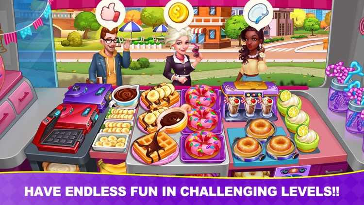 Cooking Frenzy - Crazy Chef screenshot-5