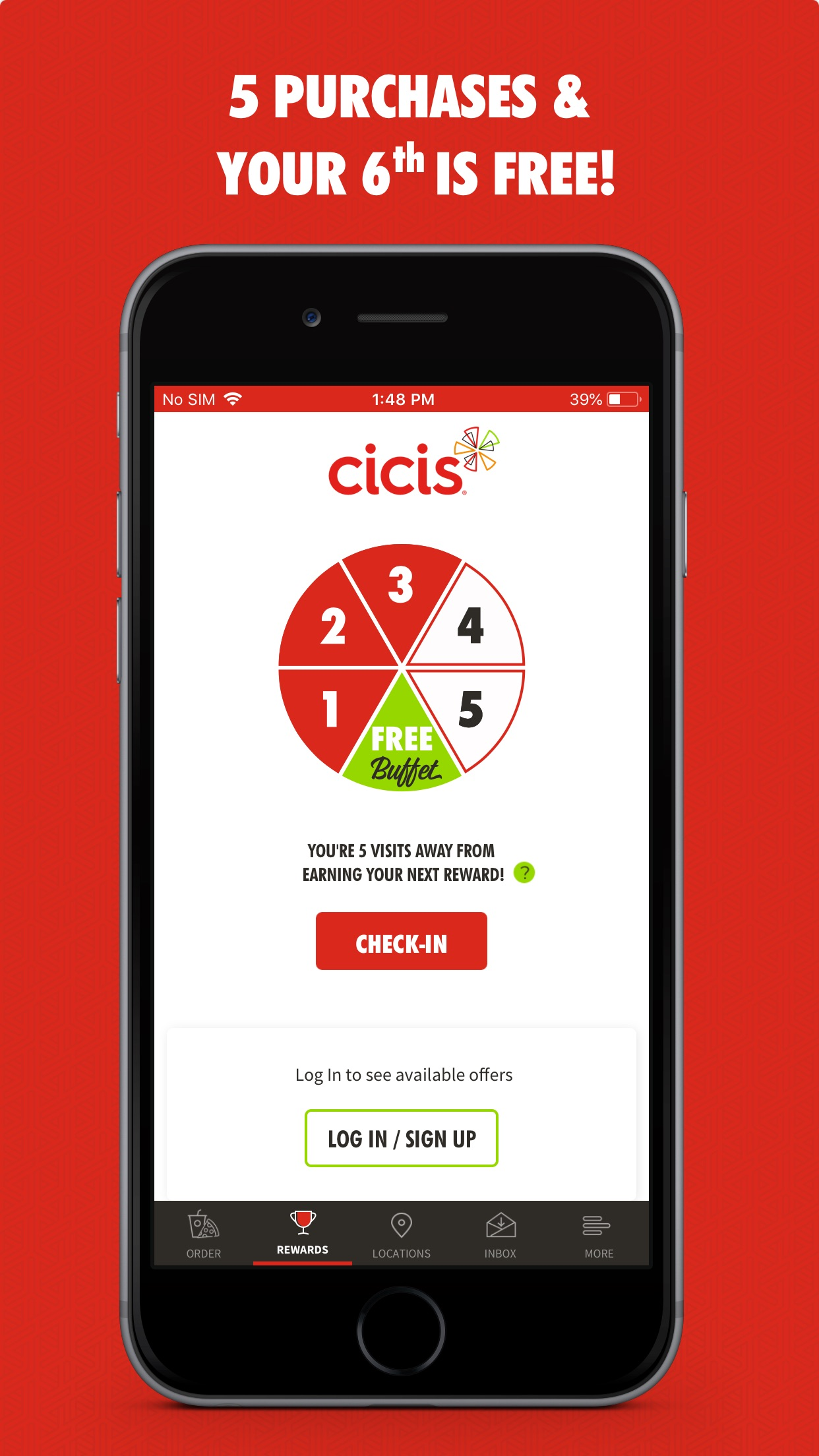 MyCicis Screenshot