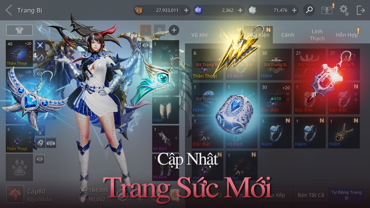 AxE:Alliance x Empire Việt Nam screenshot-8