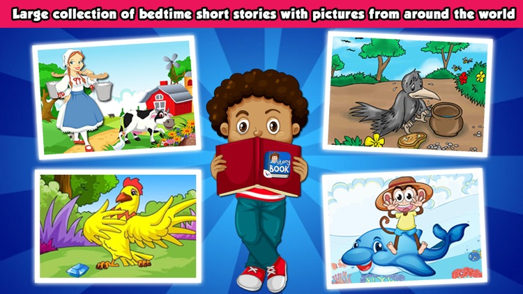 Picture Stories Story Books screenshot-4