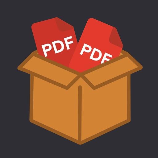 Docs combiner - работа с pdf