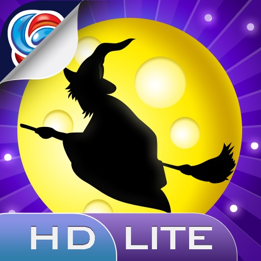 Magic Academy 2 HD Lite: hidden object castle quest icon