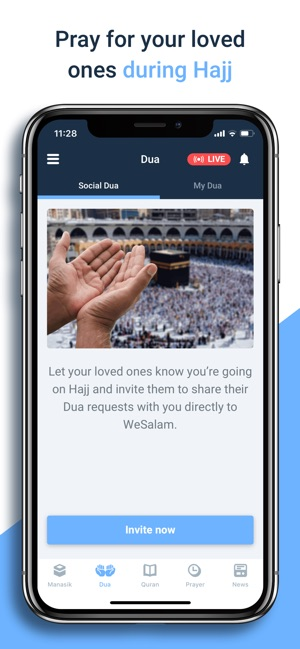 WeSalam - Hajj & Umrah guide on the App Store