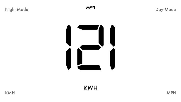 sHUD Speedometer
