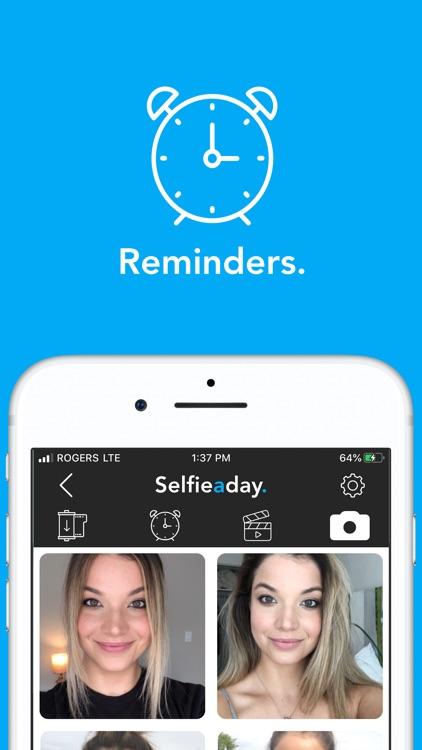 Selfie A Day - Everyday Photo screenshot-6