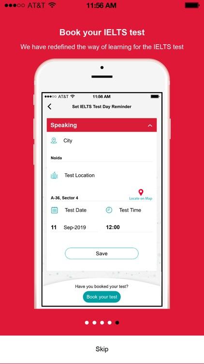 IELTS Prep App - TakeIELTS.org screenshot-4