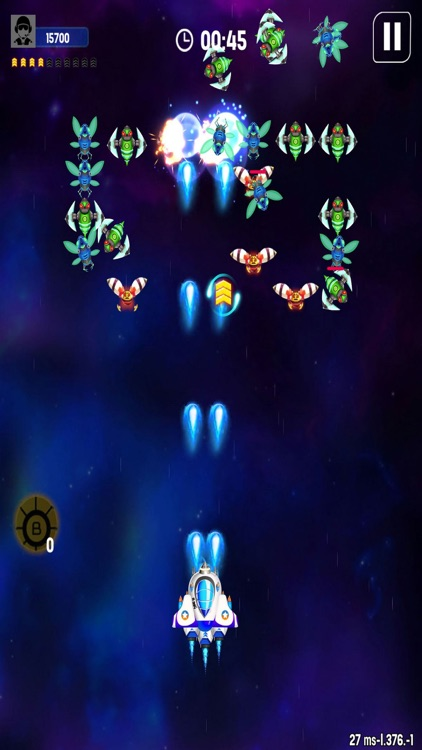 Space Forces: Galaxy Warrior