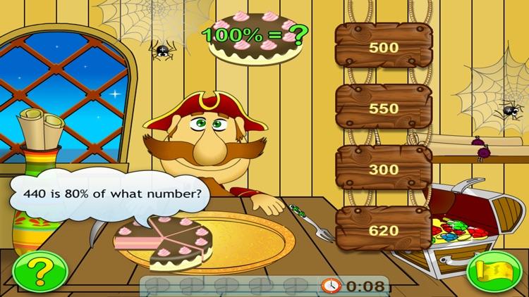 Percent and Smart Pirates Lite screenshot-3