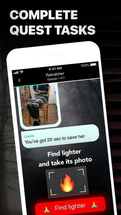 Mustread scary chat stories | App Price Drops