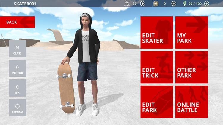 Skate Space screenshot-5