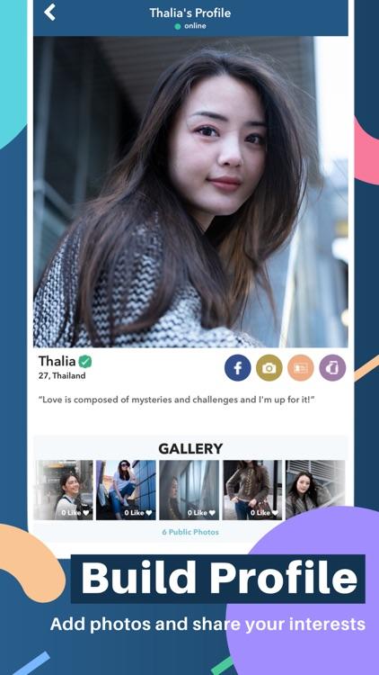 TrulyAsian - Asian Dating screenshot-4