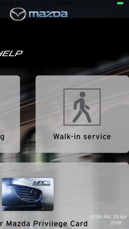 Mazda Connect App by Bermaz Motor Sdn Bhd