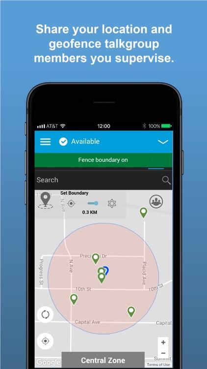 AT&T Enhanced Push-To-Talk screenshot-3