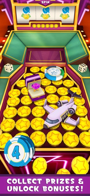 Coin Dozer: Casino on the App Store