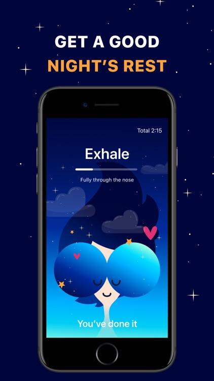 Sleep With Me: Fall Asleep App screenshot-3