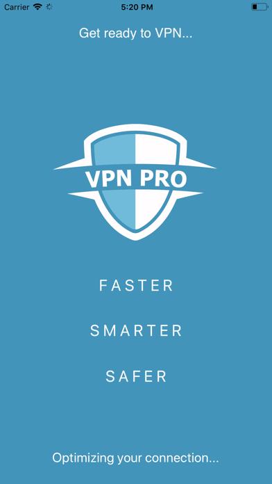 VPN Pro screenshot one