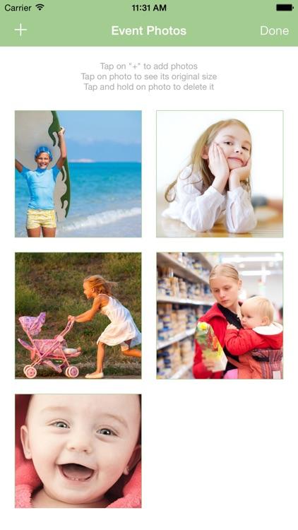 My Kids Memories screenshot-3