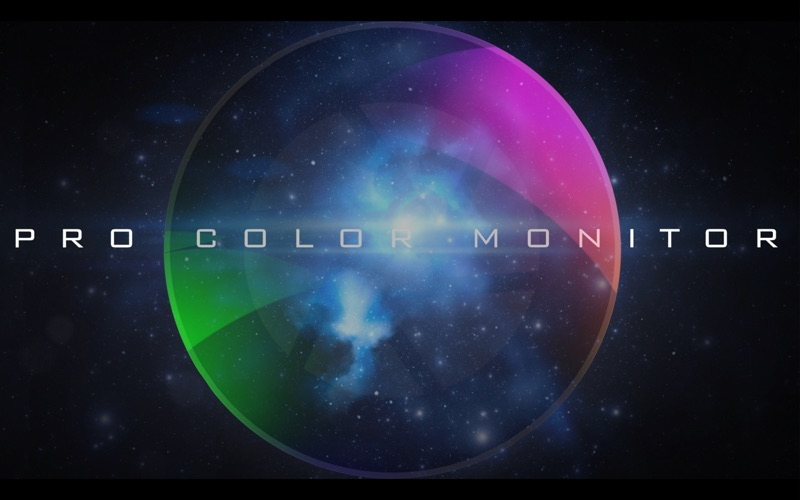 Pro Color Monitor for Mac